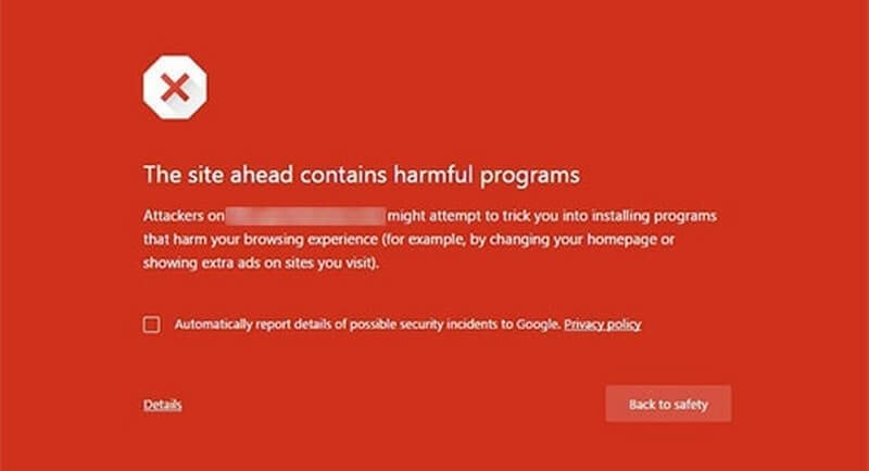 the-site-ahead-contains-harmful-programs