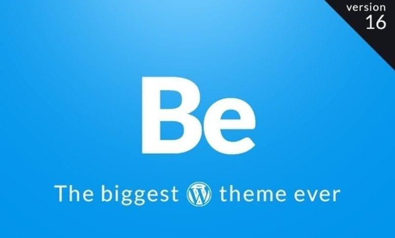 Betheme-WordPress theme