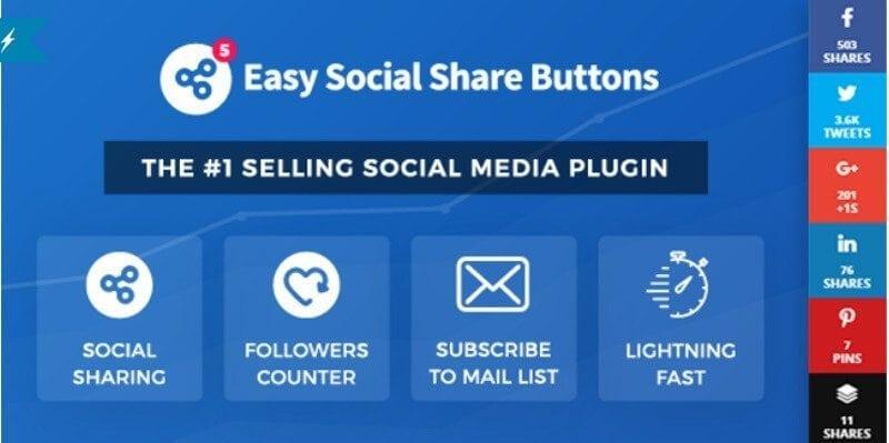 Easy-social-share-button