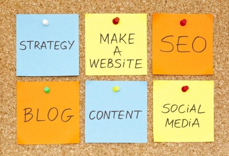 strategy for-wordpress-website