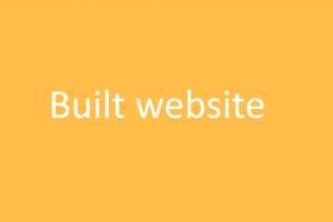 built-website