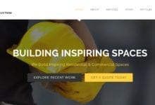 besgte construction wordpress themes